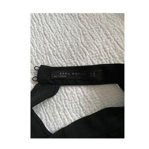 Zara Tops - Zara Halterneck Crop Top